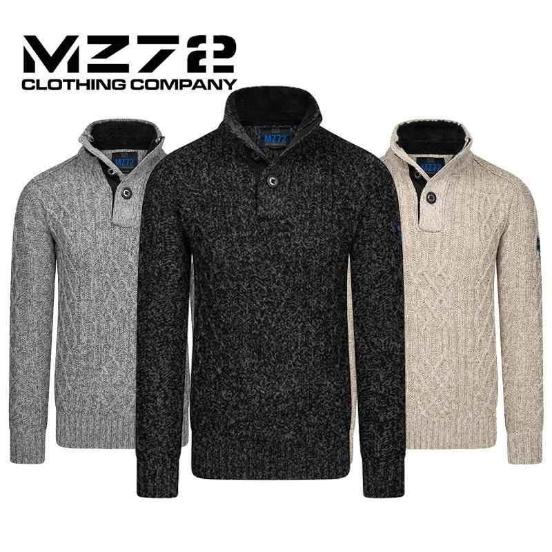 Trui met kraag van MZ72 BRAND