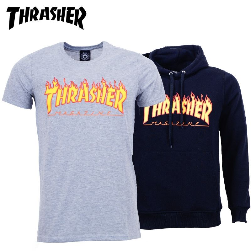Tops van Trasher