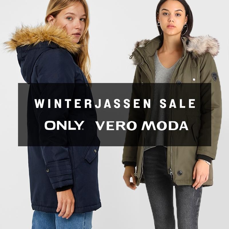 Damesjassen van Vero Moda & Only