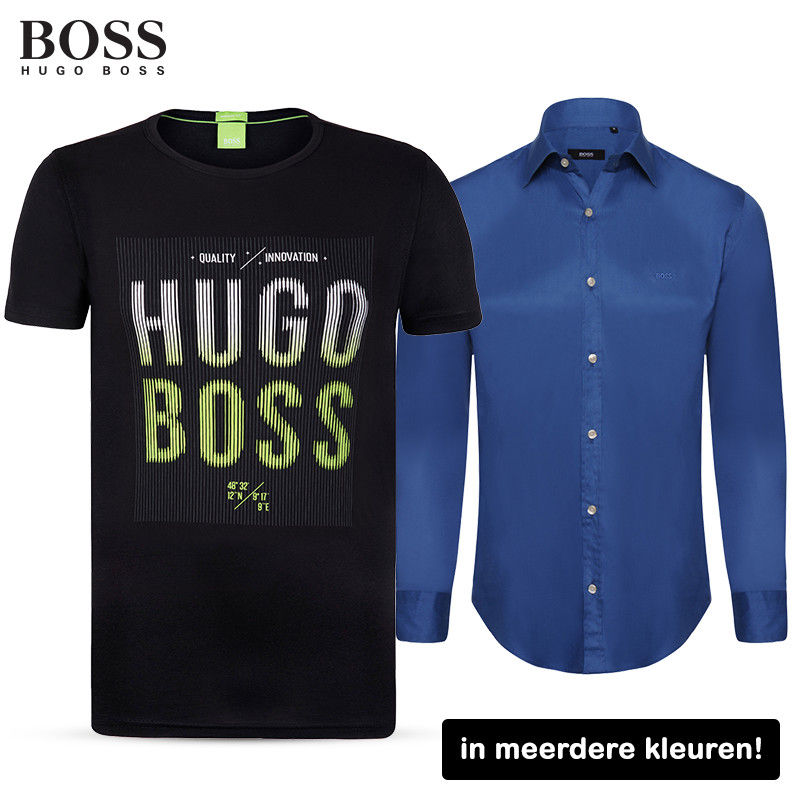 hugo boss sale aanbieding elkedagietsleuks. Black Bedroom Furniture Sets. Home Design Ideas