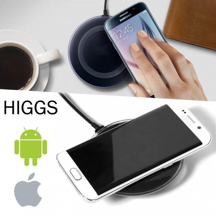 Draadloze smartphone lader
