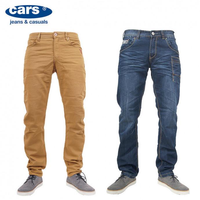 Jeans sale van Cars