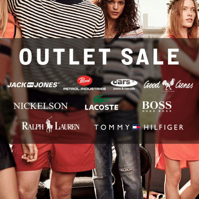 Outlet Merken Sale