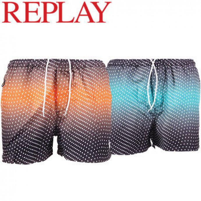 Zwemshorts van Replay Micro