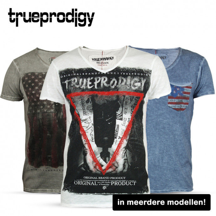 T-Shirts van True Prodigy