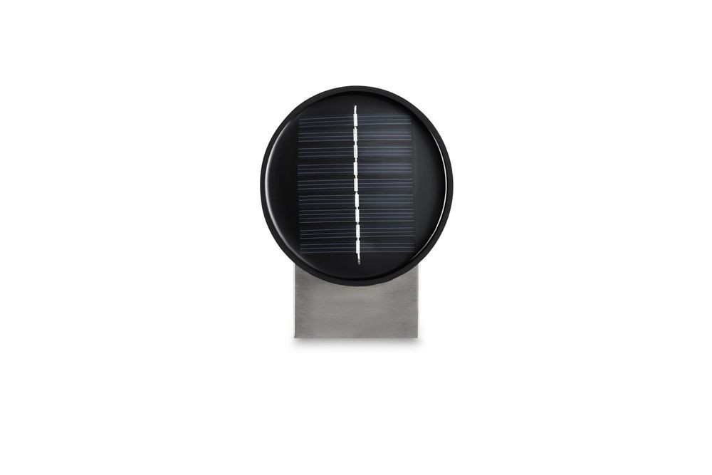 Solar Wandlamp Tuin : Utah led solar wandlamp elkedagietsleuks