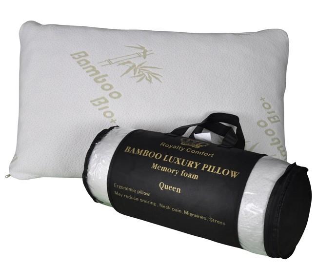 Royalty comfort bamboe kussen for Www comfort kussen nl